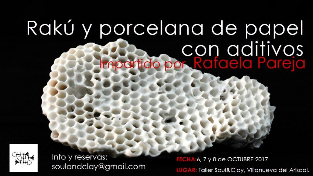 Cartel de Rafaela Pareja