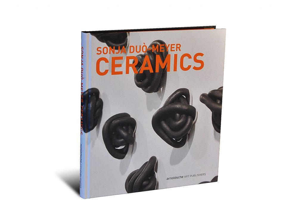 Portada del libro de cerámica de Sonja Duo-Meyer