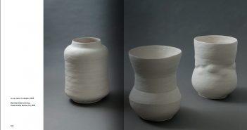 Páginas interiores del libro de cerámica de Sonja Duo-Meyer
