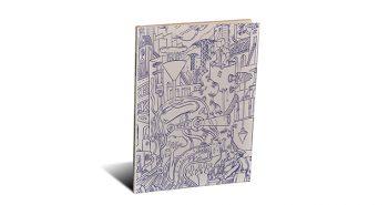 Portada del catálogo dedicado a la cerámica de Xavier Monsalvatje