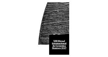 Logo de la bienal Internacional de Cerámica de Manises 2017