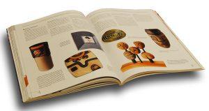 Portada del libro -Cerámica artística-, de Dolors Ros