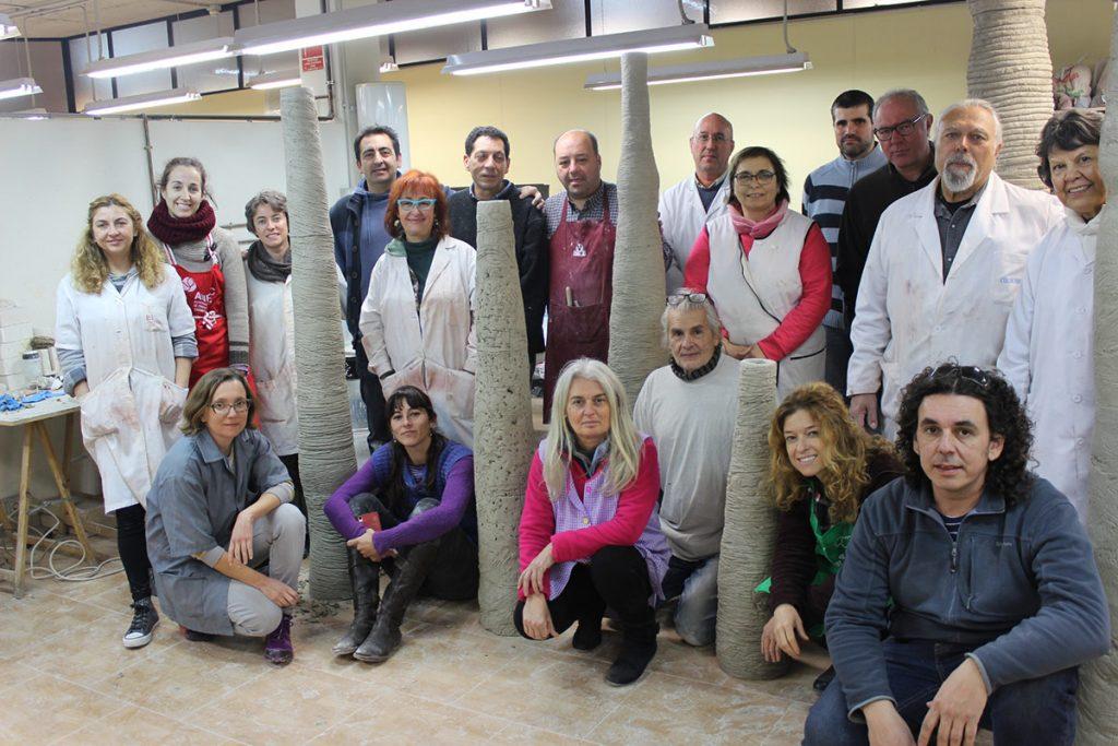 Convivencias cerámicas en Onda, Castellón