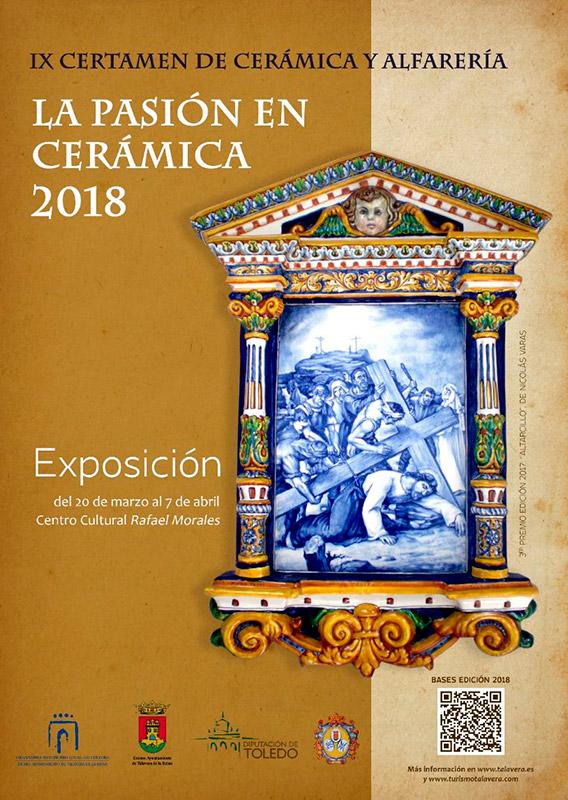 Concurso de cerámica La pasión en cerámica