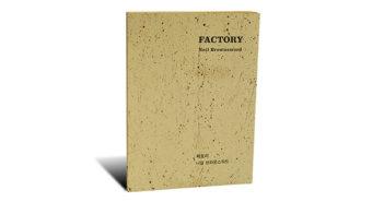 Portada del libro Factory. Neil Brownsword