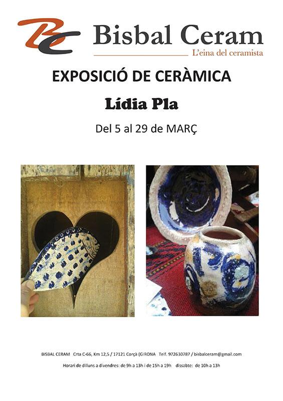 Cerámica de Lidia Pla