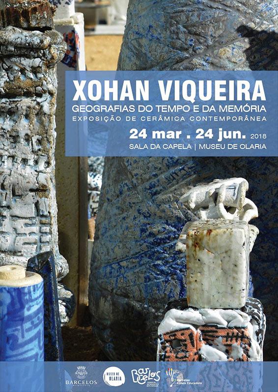 Cerámica de Xohan Viqueira
