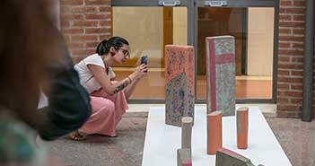 Exposición de cerámica de Antonia Carbonell