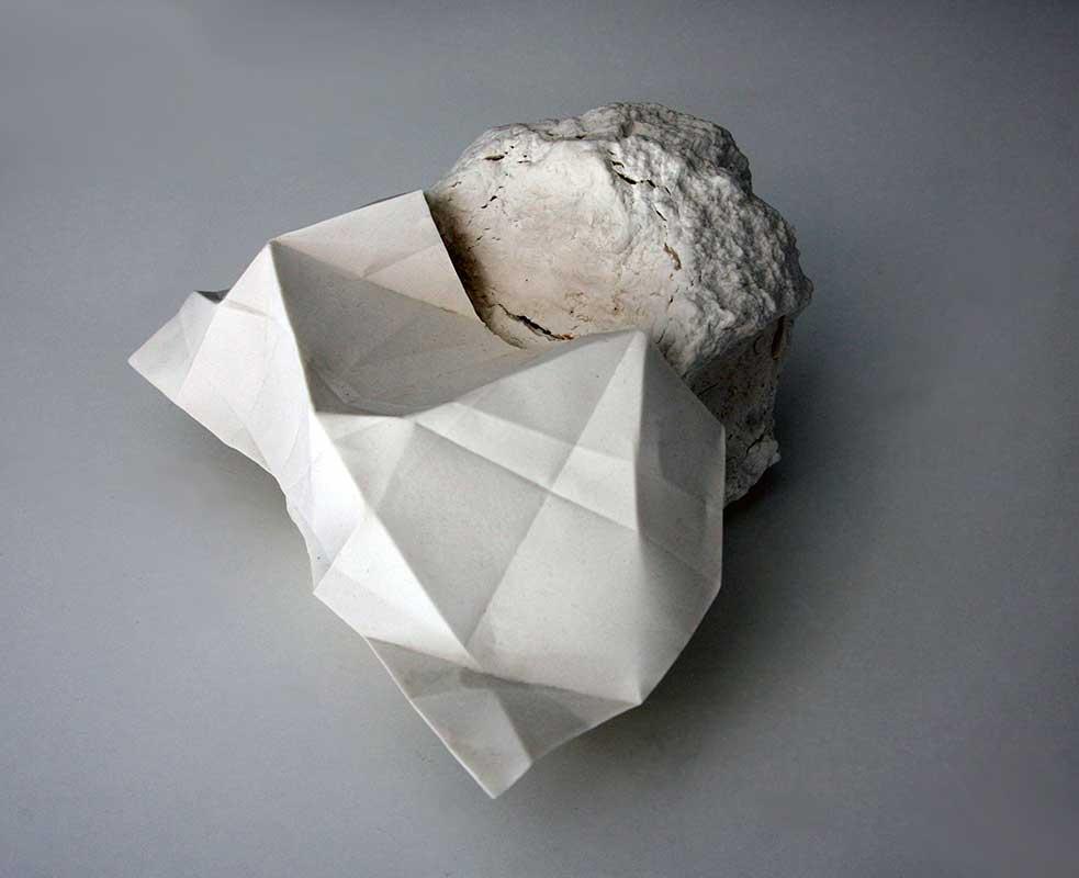 Escultura cerámica de Carlos Martínez García