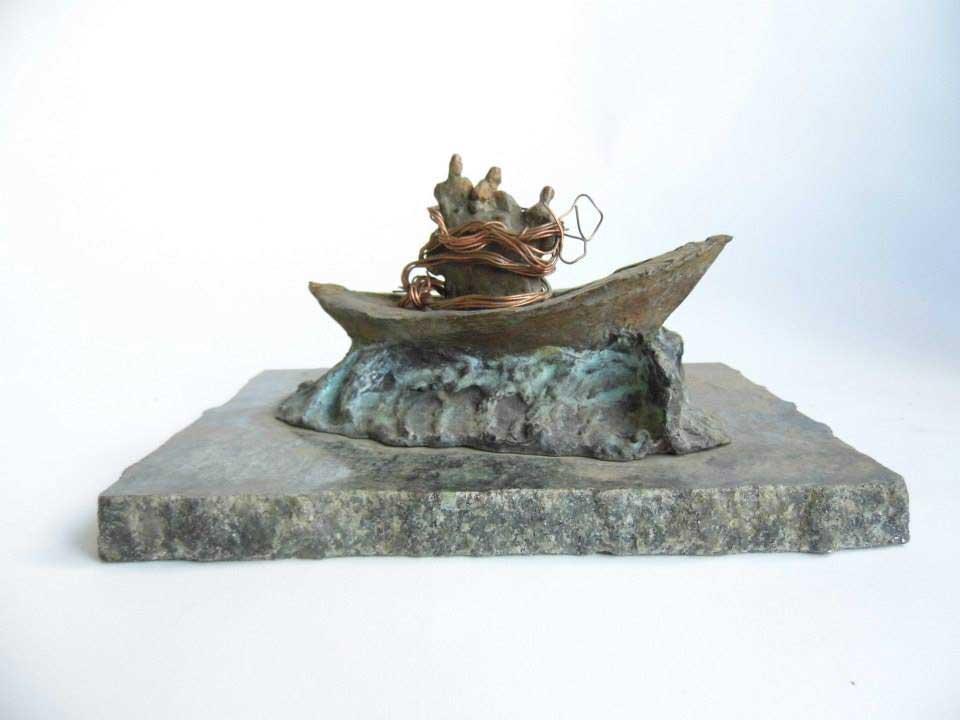 Escultura de Domingo Huertes