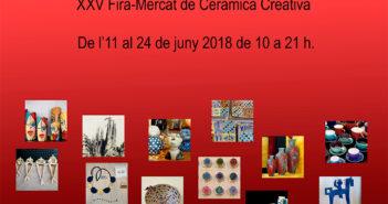 Feria de cerámica en VBarcelona