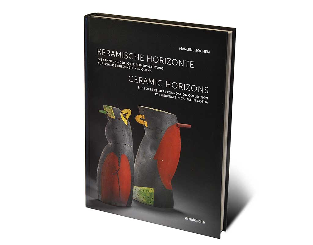 Libro Ceramic Horizons