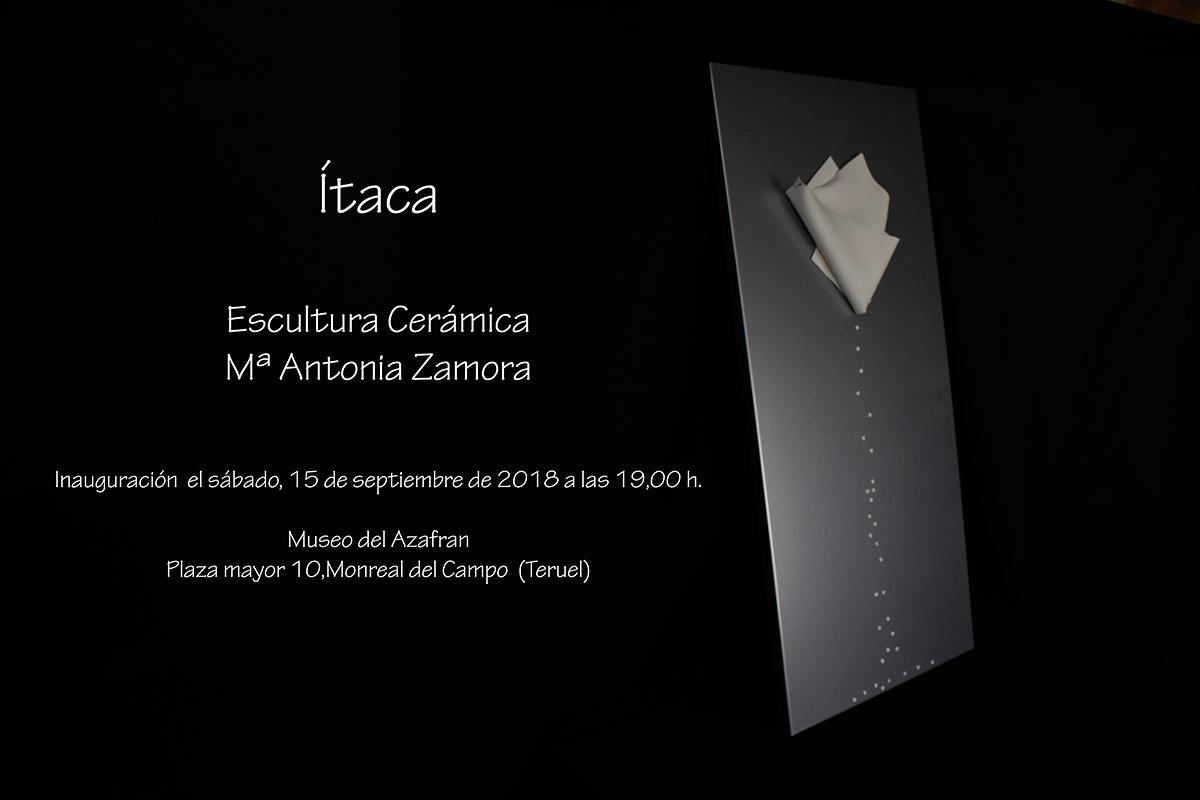 Cerámica de María Antonia Zamora