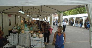 Feria de cerámica de Valladolid
