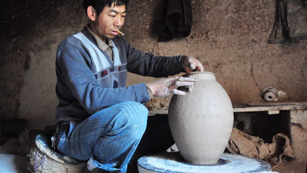 Cerámica china, Yunnan