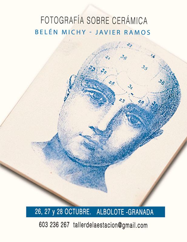Curso de cerámica con Javier Ramos