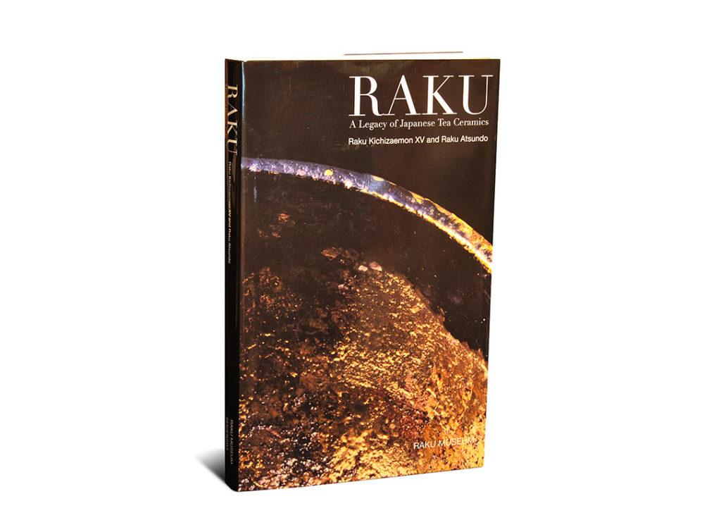 Portada del libro Raku