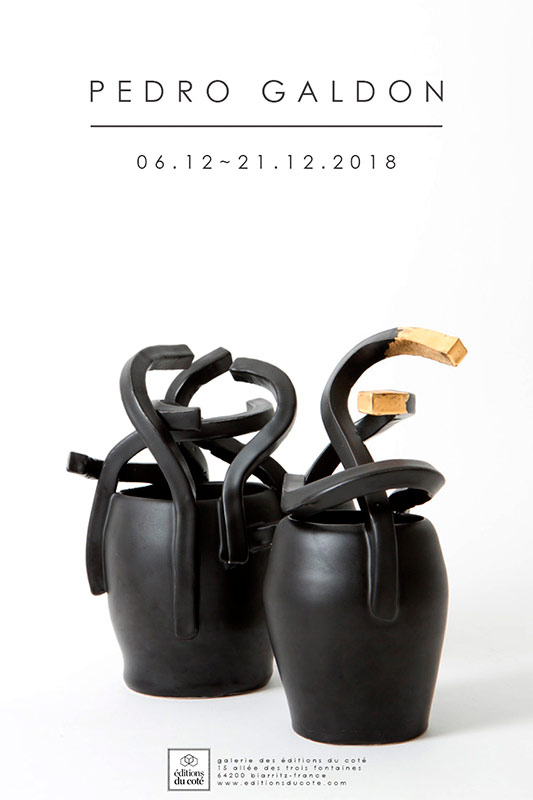 Cerámica de Pedro Galdón