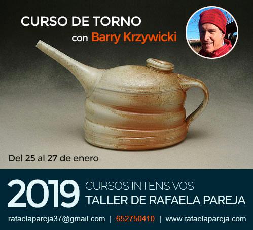Cerámica de Barry Krzywicki