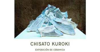 Cerámica de Chisato Kuroki