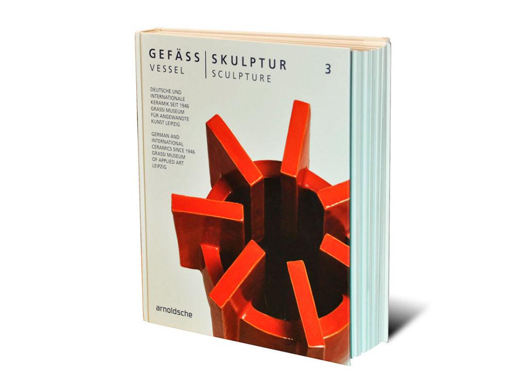Portada del libro Vessel Sculpture