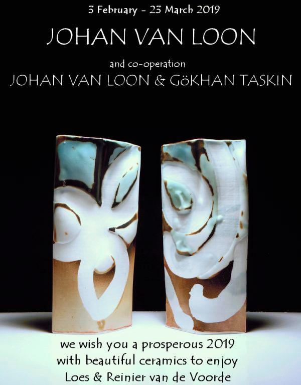 Cerámica de Johan Van Loon