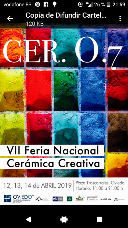 Feria de cerámica cer.o 7
