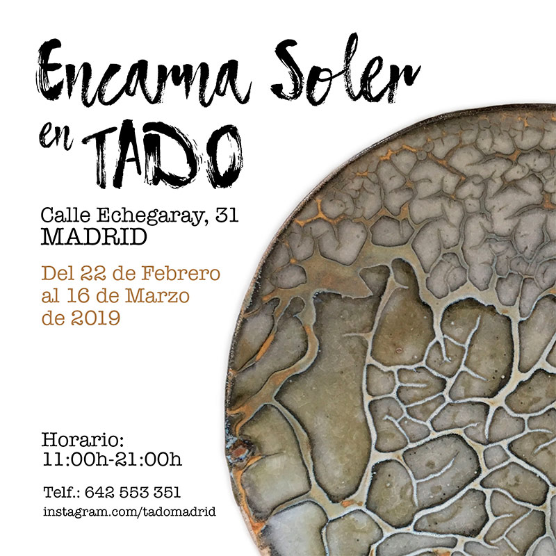 Curso de cerámica de Encarna Soler