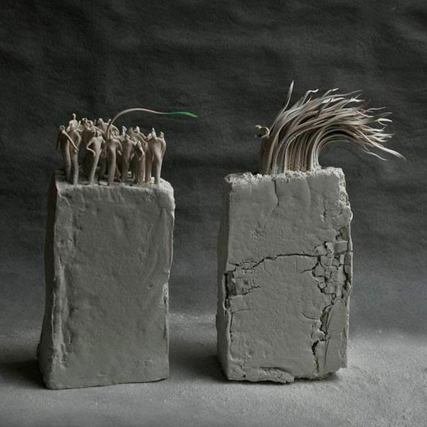 Cerámica de Alberto Bustos y Roser Oter