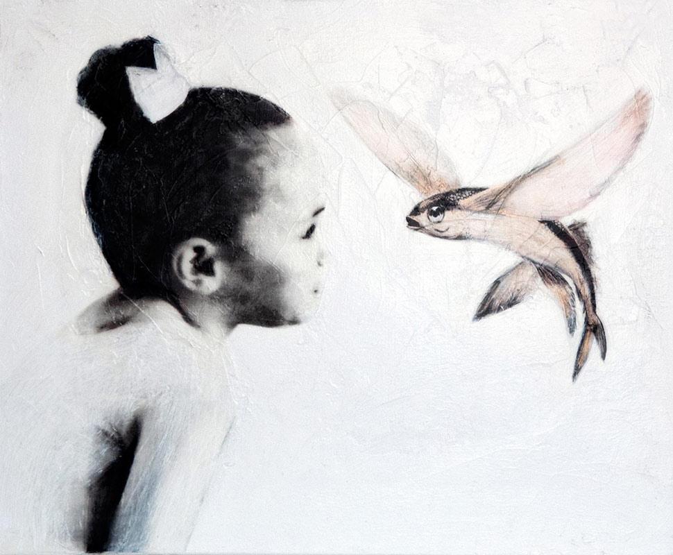 Pintura de Sara Biassu