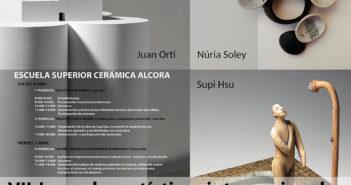 Jornadas de cerámica en la Escola de Cerámica de la Alcora