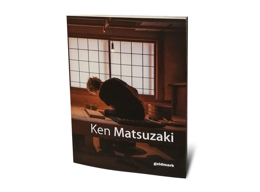 Libro de Ken Matsuzaki