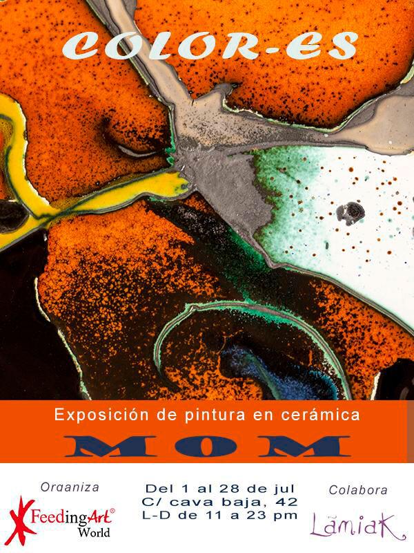 Cerámica de Mercedes Ortega Martín