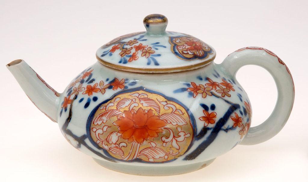 Tetera de cerámica