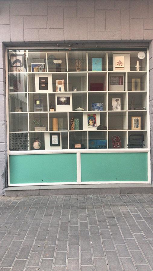 La ventana de Hisae en Granada