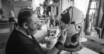 Exposición de cerámica de Xavier Masero