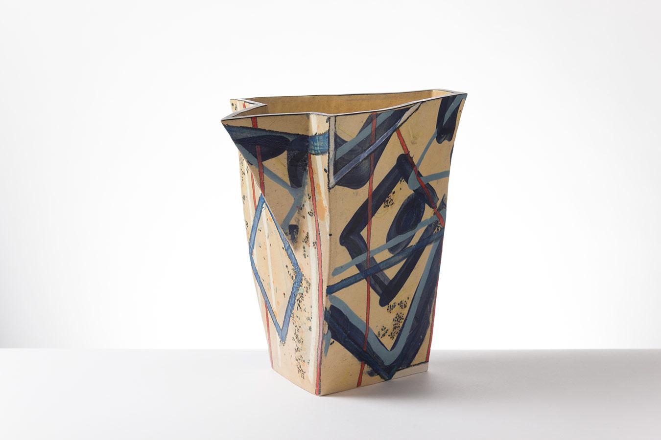 cerámica de Alison Britton