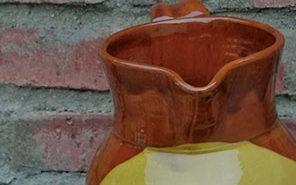 Feria de cerámica de Segovia