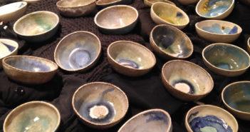 Cerámica de Txaro Marañon y Pott Keramika