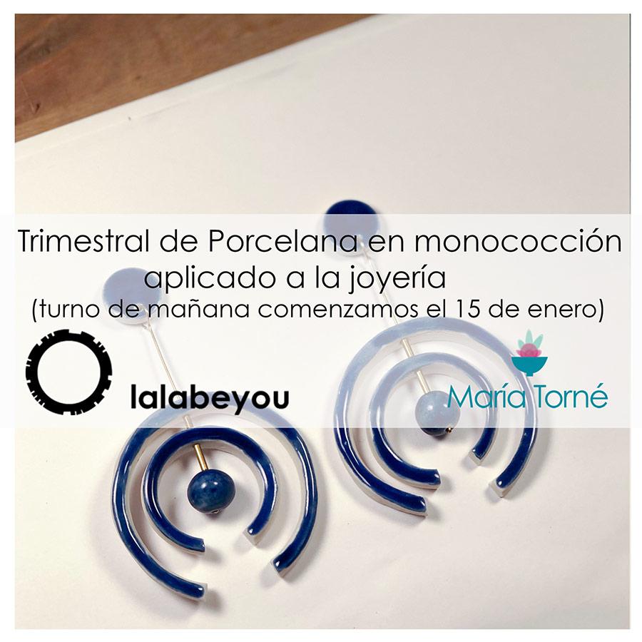 Curso de cerámica con Maria Torne