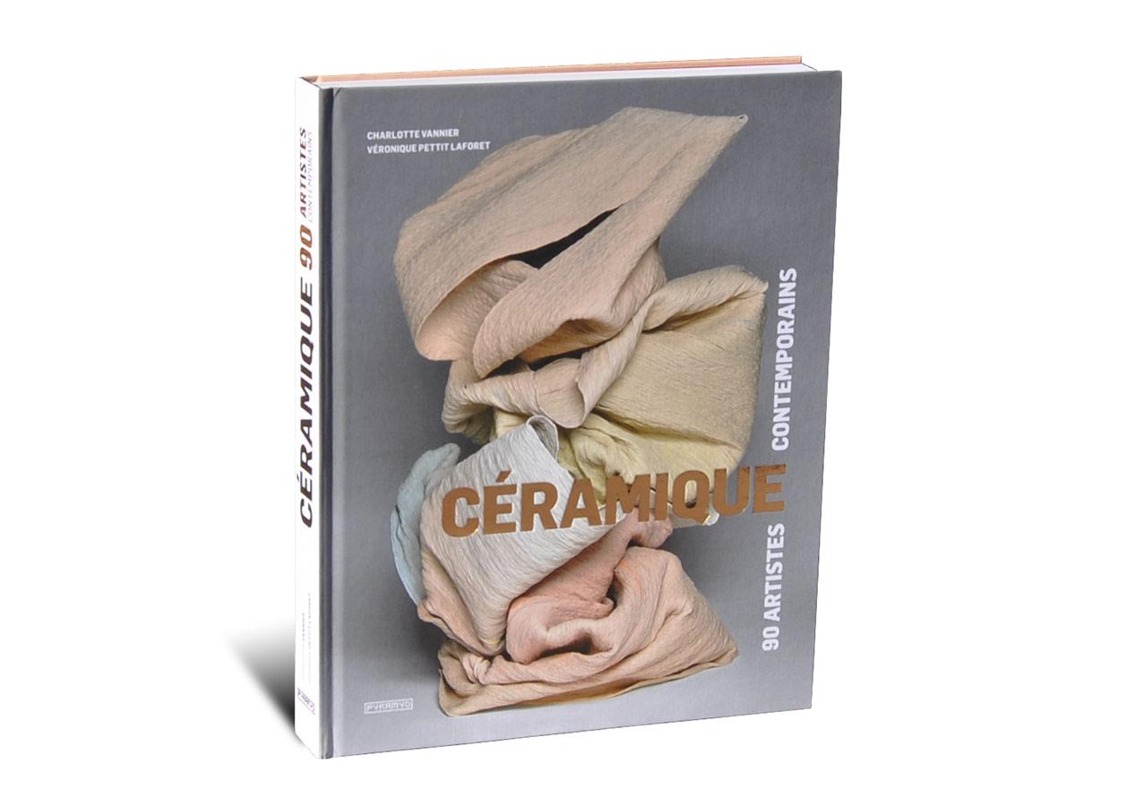 Cubierta del libro Céramique