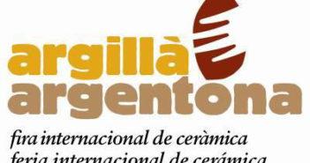Logo de la feria de cerámica argilla-Argentona