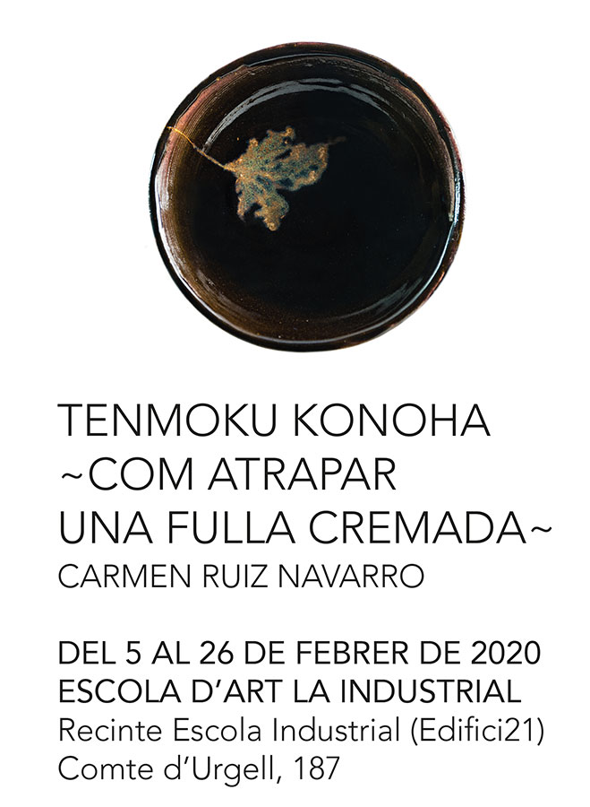 Exposición de c erámica de Carmen Ruiz Navarro