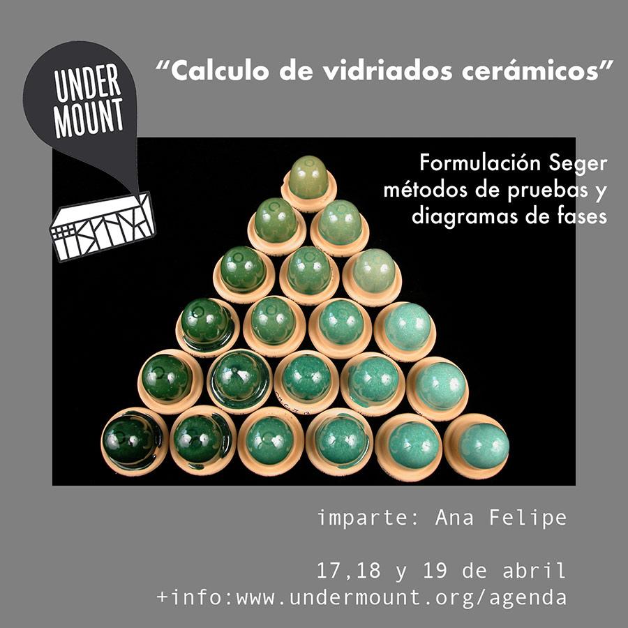 Cursos de cerámica con Ana Felipe