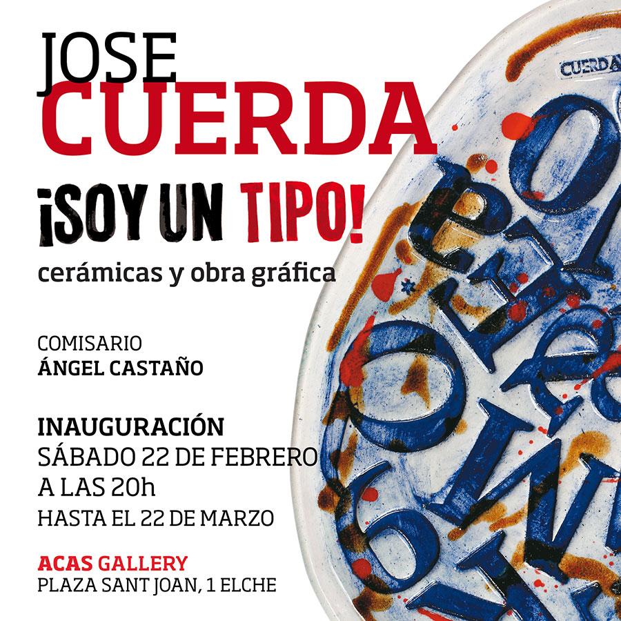 Cerámica de José Cuerda