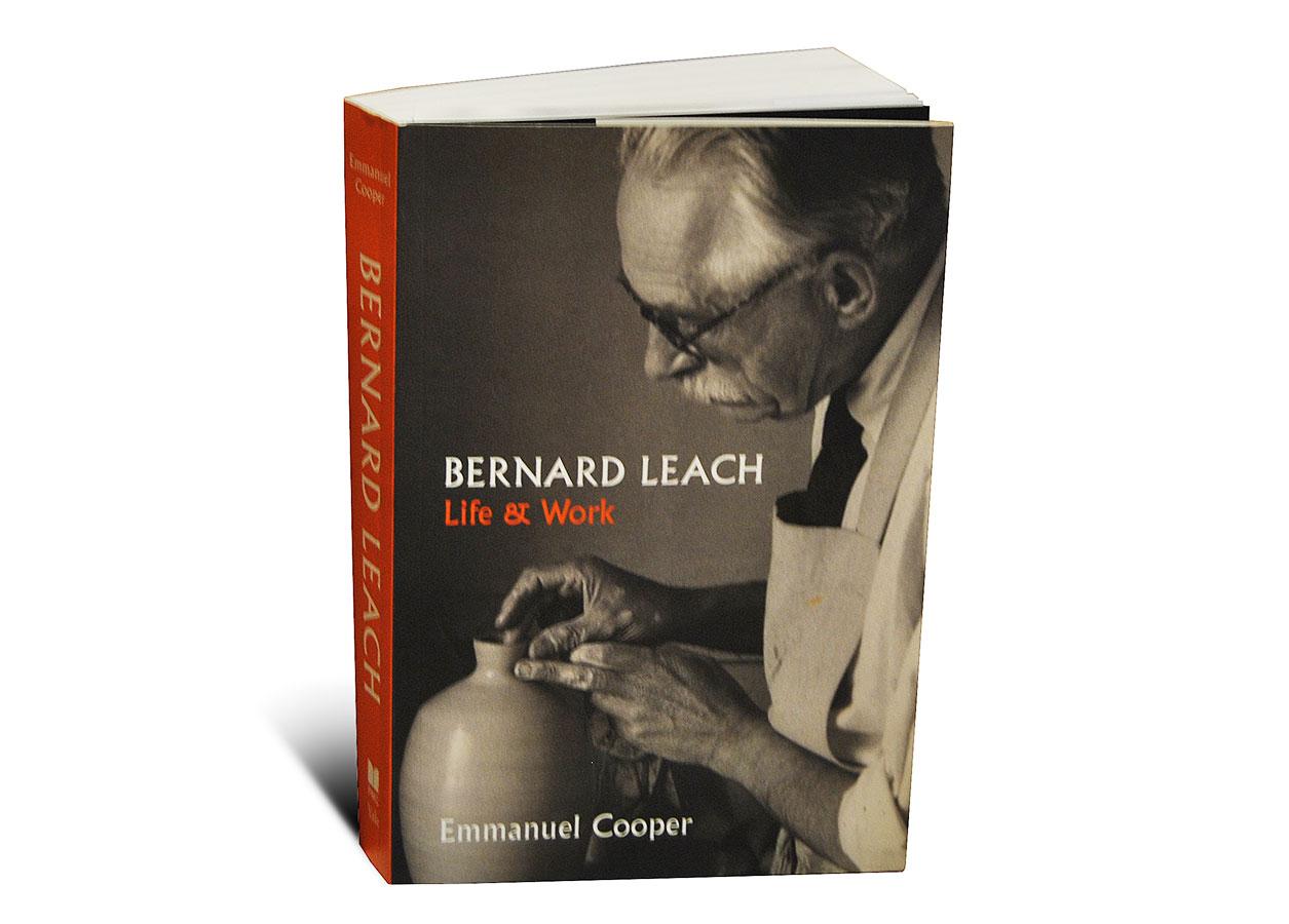 Portada del libro Bernard Leach. Life & Work