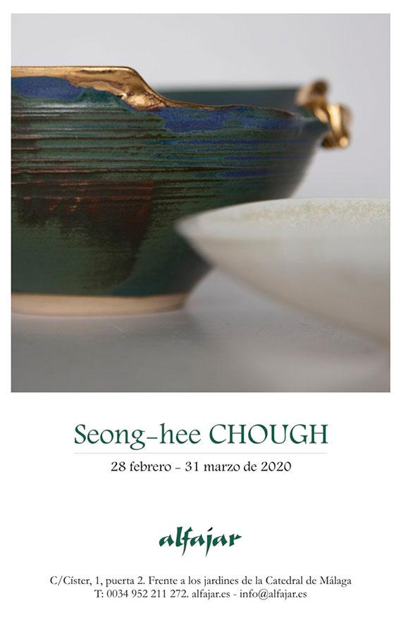 Exposición de Seong-he CHOUGH