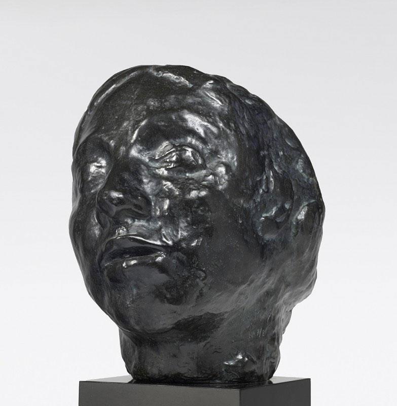 Escultura de Auguste Rodin