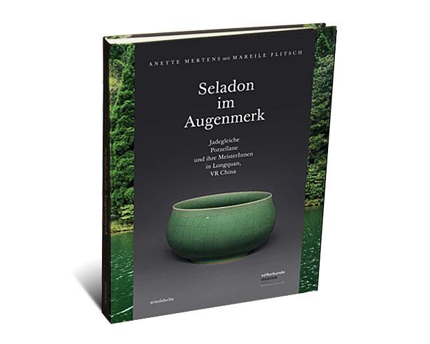 Portada del libro Seladon im Augenmerk