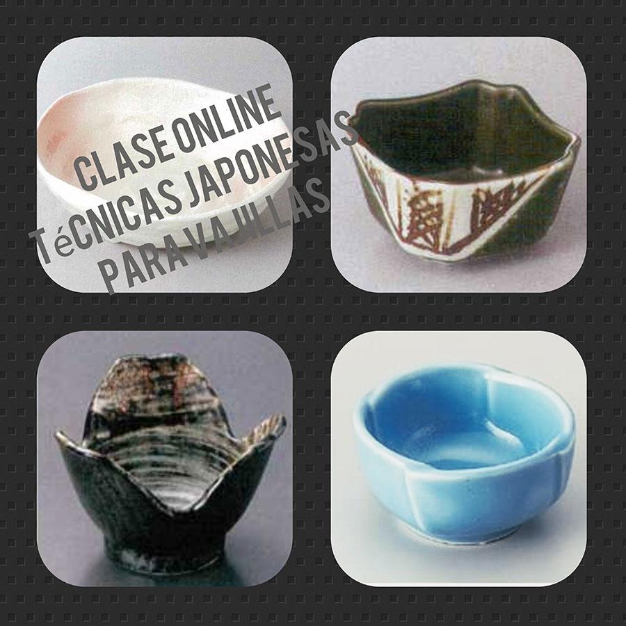 Cursos de cerámica con Chisato Kuroki